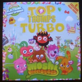 'Moshi Monsters' Top Trumps Turbo (new)