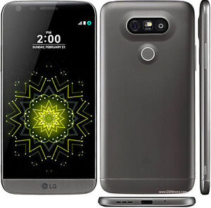 Unlocked - Dual SIM LG G5 with Lifeproof case