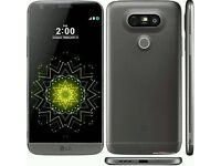LG G5 - H860n - Dual SIM Android Mobile 4G LTE w/ Accessories