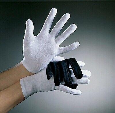 weiße Handschuhe Kindergröße Baumwollhandschuhe - Weiße Handschuhe Kind