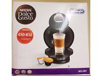 Delonghi Nescafe Dolce Gusto Melody Coffee Machine - NEW