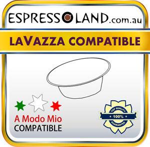 96 coffee pods compatible with all machines lavazza a modo. Black Bedroom Furniture Sets. Home Design Ideas