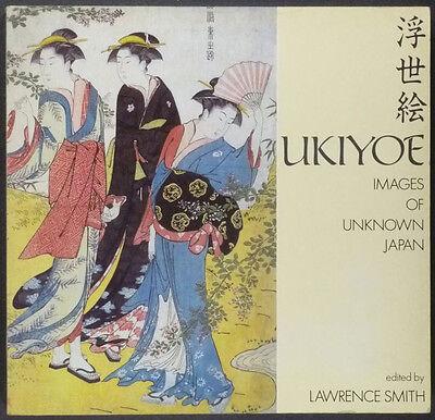 Antique Japanese Ukiyo-e Woodblock Prints - 1989 British Museum Catalog