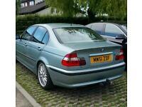 BMW 3 Series E46 2.9 330D SE 4dr