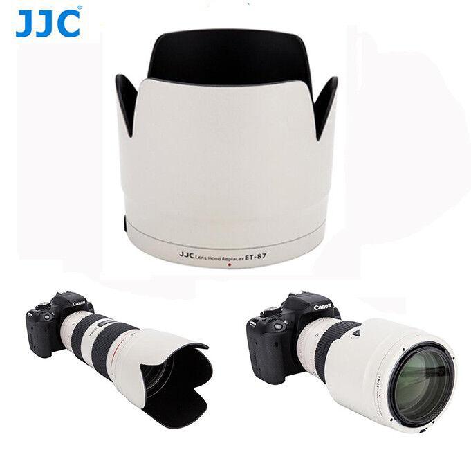JJC Reversible Lens hood fr Canon EF 70-200mm f/2.8L IS III II USM Lens as ET-87