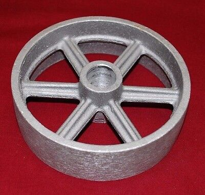 Cast Aluminum 4 78 Wheel Cart Truck Gas Engine Motor Hit Miss Maytag Briggs