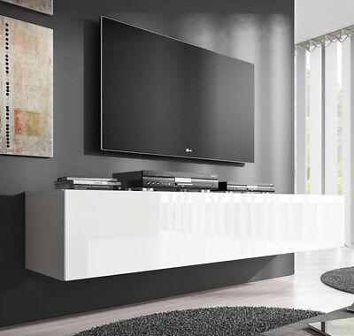 Mueble TV modelo Forli XL (160 cm) en color blanco segunda mano  España