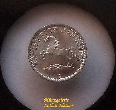 1/2 Groschen  1863 B  AKS 151   Prachtstück   AKH 3