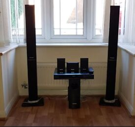 Panasonic SC-PT170 Home Theater System
