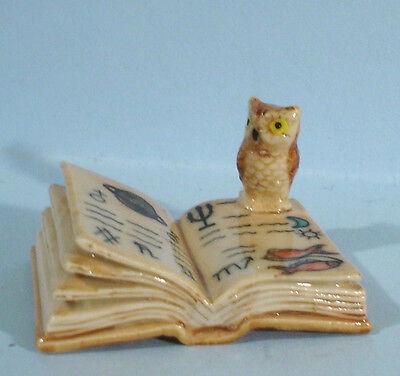 Klima K4193d Owl on Zodiac Book