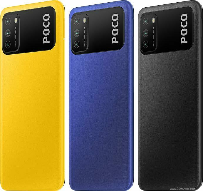 Android Phone - Xiaomi Poco M3 64GB 4GB GSM FACTORY UNLOCKED Global version (NEW)