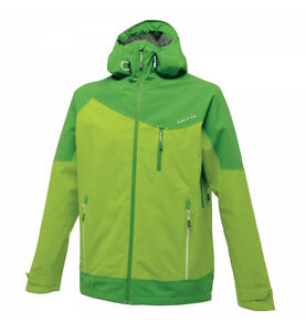 Dare-2b-Auriculares-Hombre-Impermeable-Transpirable-Chaqueton-Verde-dmw074