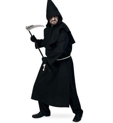 Inquisitor Henker Kostüm Kutte M-XXXL Halloween Fasching Kostüm 1211919G13