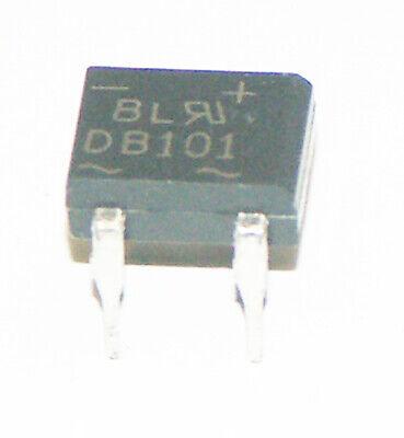 1 Amp 50 Volt Bridge Rectifier Lot Of 10