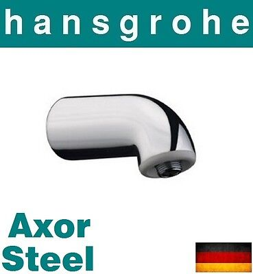 Hansgrohe Axor Steel 27431800 Heavy Cast Version Shower Arm