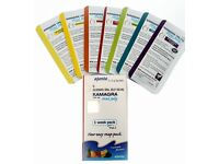 Fruit flavoured oral jelly sachets KAMAGRA'S GEL