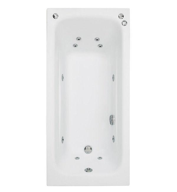 Phoenix Crystal Jacuzzi Bath