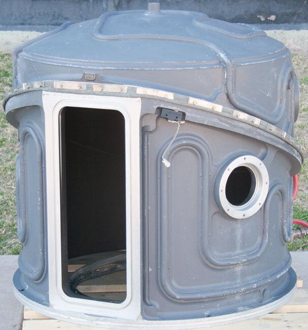 Applied Materials Amat 8330/8310 8300 Series Etcher Chamber Bell Jar