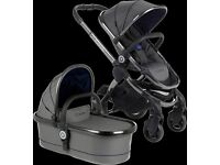 New- iCandy Peach and Carrycot in Moonlight