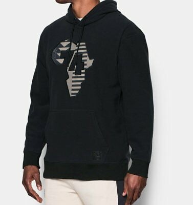 under armour Muhammad ALI Rumble in the Jungle   Hoodie size XXL