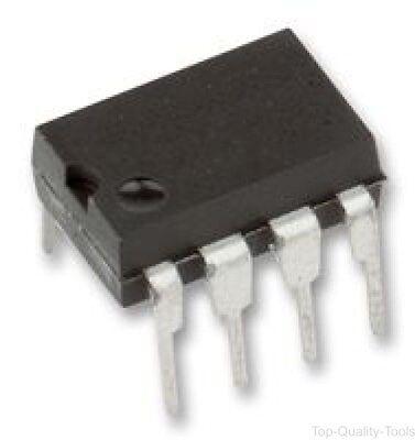 IC, OP AMP, 1.8V, IMHZ, DUAL, PDIP8, Part # MCP6002-I/P