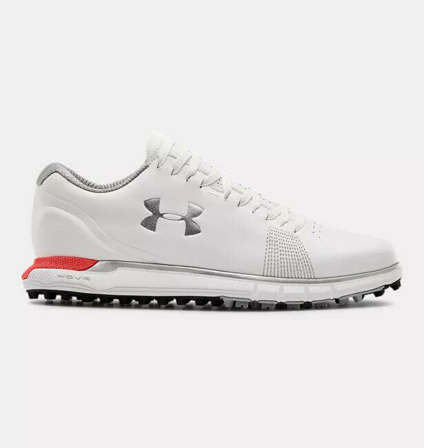 NEW Womens Under Armour HOVR Fade SL Golf Shoes White-Pick Size!