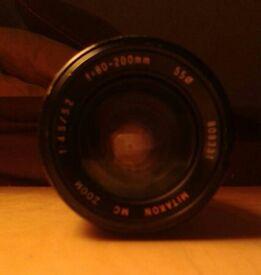 Mitakon MC Zoom 80-200mm