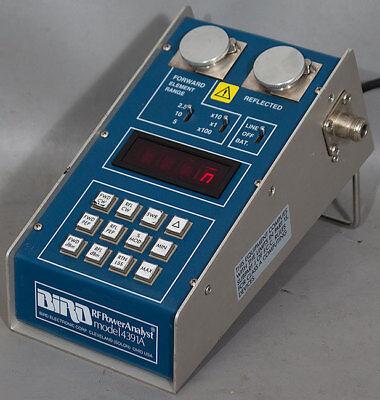 Bird 4391a Pep-dual Element Rf Power Analyst Wattmeterwatt Meter