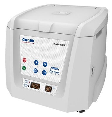 New Oxford Lab Products Benchmate C6v Clinical Centrifuge