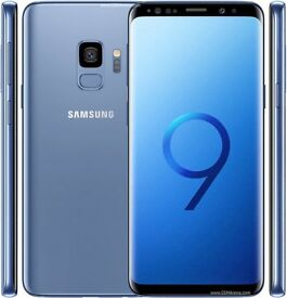 Samsung S9 64GB unlocked Brand new. Duel sim