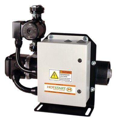 Hotstart Engine Block Heater Csm30604-000 480v 6kw 60 Hz 3 Phase Style B 25-50l