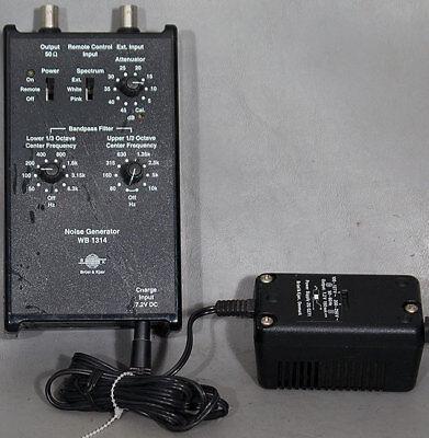 Bruel Kjaer Wb1314wb 1314 Noise Generator