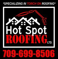 HOT SPOT ROOFING LTD - FREE ESTIMATES