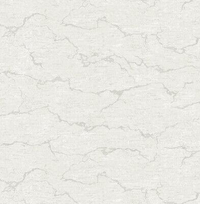 Tapete, Designtapete, Steinplatte, Schimmer, Silber, Perlmutt, Ytong ()
