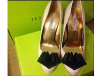 Ted baker immaculate never worn heels