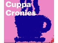 Looking for Cuppa Cronies