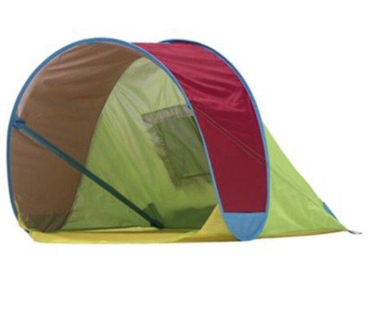 f1778df92d59 Pop up Sun Shade Beach Shelter Play Tent UV50+. Highgate