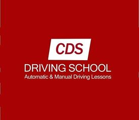 Automatic & Manual Driving Lessons From £14.99