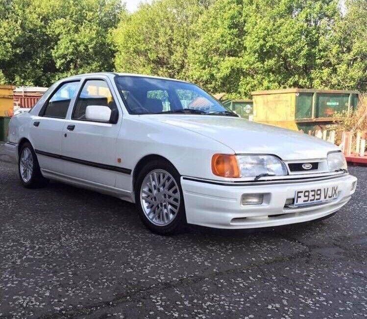 Sierra Rs Cosworth 2wd 4 Previous Owners 89k In Kilbarchan Renfrewshire Gumtree