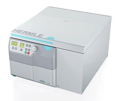 New Benchmark Hermle Z446-k Universal Refrigerated Centrifuge