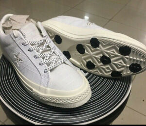 NEW Converse White Ox Shoes in box. Sz 4 OR SZ 6 women