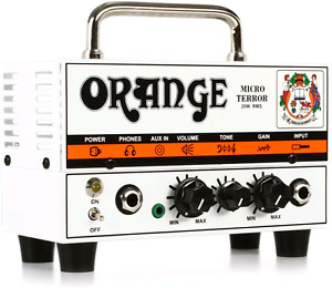 Orange Micro Terror *LIKE NEW*