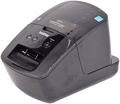 Brother Ql-720nw High-speed Mobile Wifi Wireless Thermal Label Printer