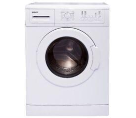 Beko WMC126W 60cm 6kg 1200 Spin Front-Loading Freestanding Washing Machine