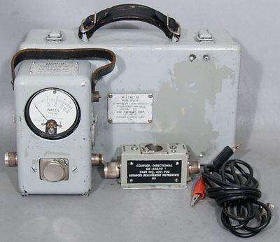 Bird 50C 100-250MHz 4381 Thruline RF WattMeter 50W Element Slug for 43