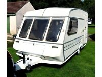 Bailey Corsair Maru 3/4 Berth Caravan - Can Deliver