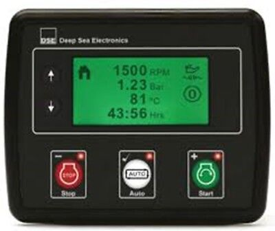 Dse Deep Sea Electronics Dsee100 Generator Engine Only Control Module E100-01