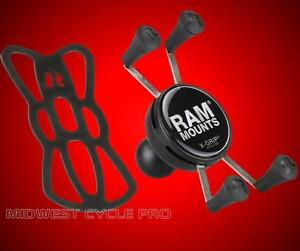 RAM Mount X-Grip Phone Holder w/1
