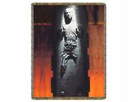 Star Wars Han Solo in Carbonite Woven Throw