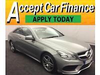 Mercedes-Benz E250 AMG Sport FROM £103 PER WEEK!